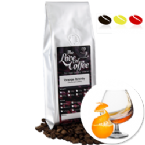 Orange Brandy (Flavoured Coffee)